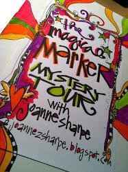 MAGICAL MARKER MYSTERY TOUR online class